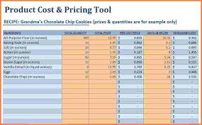 Cost Analysis Excel Template 8 Food Cost Analysis Spreadsheet Excel Spreadsheets
