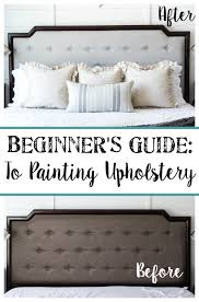 Show Me Some New Modern Patterns For Furniture Upholstery Beginner U0027s Guide To Painting Upholstery Bless U0027er House