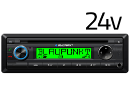 Cd Player With Usb Port For Cars Blaupunkt Detroit 2024 24v Radio With Bluetooth Cd Player Usb Mp3
