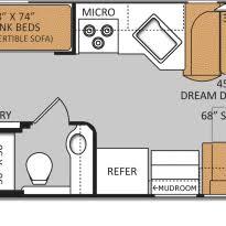 Coachmen Class C Motorhome Floor Plans 2016 Open Range 3x Fifth Wheels By Highland Ridge Rv Rv Bunkhouse