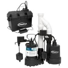 Pedestal Or Submersible Sump Pump Proflo Sump Pump Service And Installation Barrie Ontario Call Or
