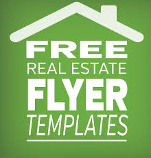free real estate flyer template click for great templates you