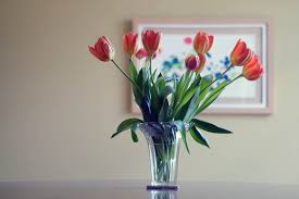 How To Paint A Vase Cute Vase Of Flowers Home Decorations How To Paint A Picture