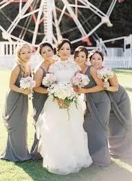 wedding color palette 16 grey wedding décor ideas inside weddings