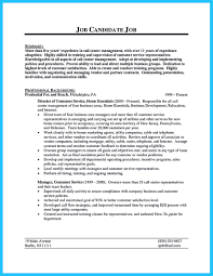 Examples Of A Resume For A Job Call Center Resume Examples The Most Awesome Call Center Skills
