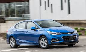 2016 chevrolet cruze manual first drive u2013 review u2013 car and driver