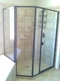 custom shower doors and mirrors