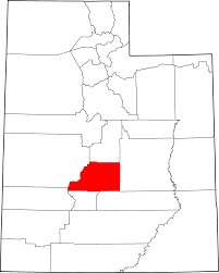 Utah Map Of Counties by File Map Of Utah Highlighting Sevier County Svg Wikimedia Commons