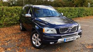 2014 volvo semi used volvo xc90 cars for sale motors co uk