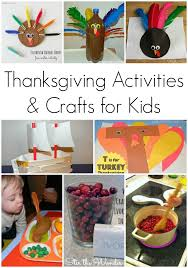 thanksgiving activities crafts for stir the