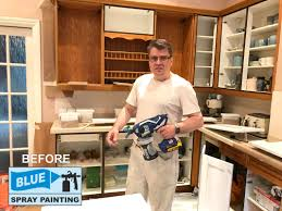 spray painting kitchen cabinets cost uk blue spray painting ltd blue spray painting ltd