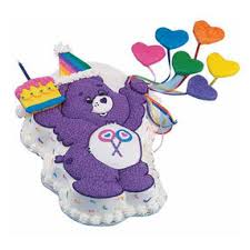care bears cake pan wilton