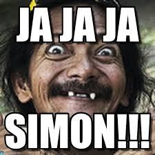 Simon Meme - ja ja ja ha meme on memegen