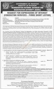 Govt Jobs Resume Upload by Government Of Pakistan Ministry Of Interior Jobs Dawn Jobs Ads
