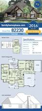 cool house plan id chp 49911 total living area 3766 sq ft 4