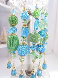 281 best christmas images on pinterest beaded ornaments