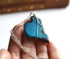 turquoise stone necklace turquoise paradise turquoise necklace turquoise jewelry healing