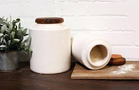 pottery canisters kitchen 100 images white ceramic kitchen