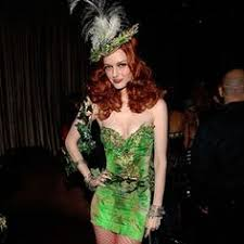 Poison Ivy Halloween Costume Ideas Diy Poison Ivy Costume Super Easy Piece Swim Suit