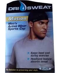 dri sweat headband firstline manufacturing wav enforcer dri sweat motion mens