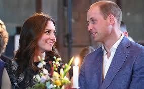 prince william hints kate middleton u0027s due date might be u0027sooner