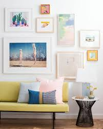 How To Design A Gallery Wall Five Easy Ways To Design A Gallery Wall