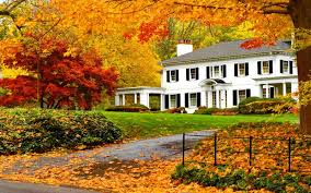 house wallpaper hd autumn house wallpaper download free 70928