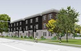 three building three apartment building announced for urbana