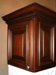 adding trim cabinets add molding to kitchen cabinet doors