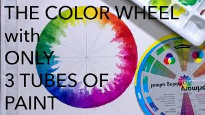 color theory 2 mixing colors youtube