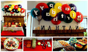 simple birthday party decoration ideas decorating of party