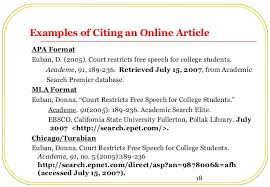brilliant ideas of how to cite a online reference in apa format