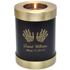 baby urn wholesale baby urn espresso candle holder memorial actual