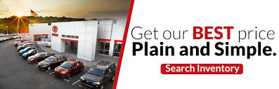 What Is A Floor Plan Car Dealership Asheville Nc Toyota Dealer Serving Asheville New And Used Toyota
