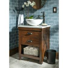 Bathroom Sink Vanity Combo Enchanting 24 Inch Bathroom Vanity Combo Best Vessel Sink