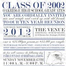 50th high school class reunion invitation reunion invitation templates invitation template