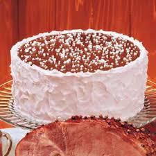 chocolate peppermint cake recipe taste of home