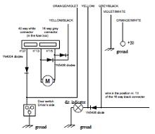 peugeot 407 vehicle alarm fitting 2005 u2013 circuit wiring diagrams