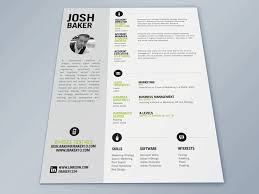 Stand Out Resume Our Best Cv Template Turns Your Plain Cv In To One That Helps Your