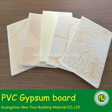 pvc laminated gypsum board pvc laminated gypsum board suppliers