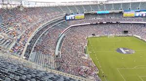 Metlife Stadium Map Metlife Stadium New Jersey Youtube