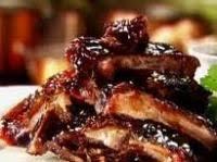 cuisiner travers de porc travers de porc laqué au miel recettes de cuisine chinoise