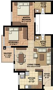 612 sq ft 2 bhk 2t apartment for sale in akshaya homes today
