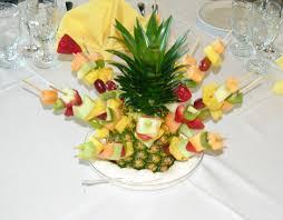 fruit centerpieces birches galleries food