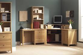 Office Desks Oak Oak Office Furniture Discoverskylark
