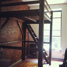 Best Loft Bed Plans Images On Pinterest  Beds Loft Bed - Loft bunk bed plans