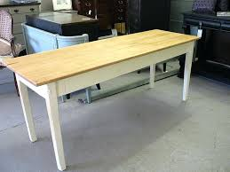Narrow Console Table Ikea Long Thin Table U2013 Littlelakebaseball Com