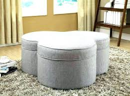 storage ottoman on wheels storage ottomans with wheels square ottomans on casters square