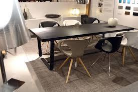 Esszimmertisch Schwarz Janua Tisch Bb11 Clamp Geköhlt Schwarz Eine Besondere