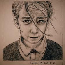 masseu learns to sketch sad orphan sketch